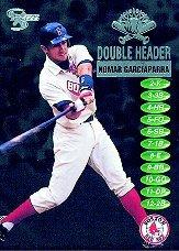1998 SkyBox Dugout Axcess Double Header #DH6 Nomar Garciaparra