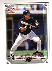 1998 Pacific Invincible Gems of the Diamond #31 Robert Machado