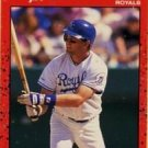 1990 Donruss 120 Kurt Stillwell