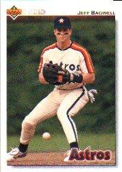 1992 Upper Deck 276 Jeff Bagwell