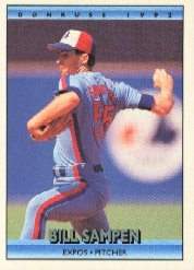 1992 Donruss 571 Bill Sampen