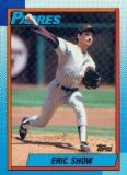 1990 Topps 239 Eric Show