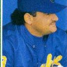 1991 Upper Deck #529 Chris Bosio
