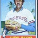 1976 Topps #250 Fergie Jenkins