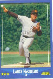 1988 Score #150 Lance McCullers