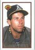1989 Bowman #196 Walt Weiss