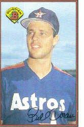 1989 Bowman #329 Bill Doran