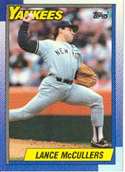 1990 Topps #259 Lance McCullers