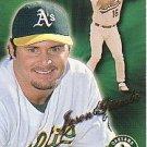 1999 Aurora #135 Jason Giambi
