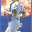 1990 Fleer 407 Mike Scioscia