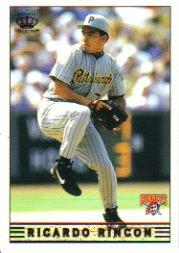 1999 Pacific Crown Collection #225 Ricardo Rincon