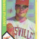 1990 Louisville Red Birds CMC #22 Tim Sherrill