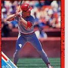 1990 Donruss Grand Slammers #8 Todd Benzinger