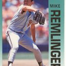1992 Fleer #646 Mike Remlinger