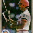 1983 Fleer #613 Gary Gaetti RC