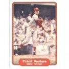 1982 Fleer 80 Frank Pastore