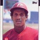 1986 Topps 453 Steve Jeltz