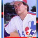 1988 Donruss 98 Tim Burke