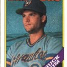 1988 Topps 286 Chuck Crim