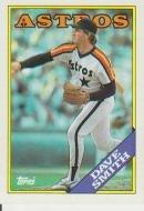 1988 Topps 520 Dave Smith