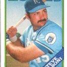 1988 Topps 638 Steve Balboni