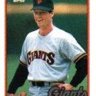 1989 Topps 241 Brett Butler
