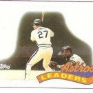 1989 Topps 579 Glenn Davis TL