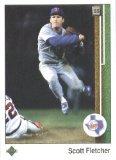 1989 Upper Deck 420 Scott Fletcher