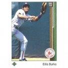 1989 Upper Deck 434 Ellis Burks