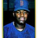 1990 Bowman 275 Maurice Vaughn RC