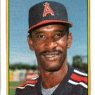 1990 Bowman 297 Claudell Washington