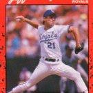 1990 Donruss 380 Jeff Montgomery