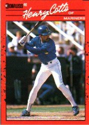1990 Donruss 644 Henry Cotto