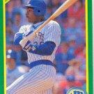 1990 Score 105 Glenn Braggs