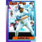 1990 Topps 170 George Bell