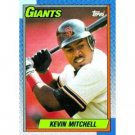 1990 Topps 500 Kevin Mitchell