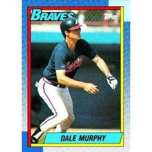 1990 Topps 750 Dale Murphy