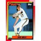 1990 Topps 754 Bob Walk