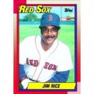 1990 Topps 785 Jim Rice