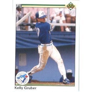1990 Upper Deck 111 Kelly Gruber