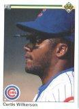 1990 Upper Deck 147 Curt Wilkerson