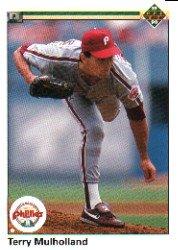 1990 Upper Deck 474 Terry Mulholland