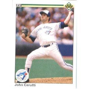 1990 Upper Deck 485 John Cerutti