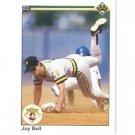 1990 Upper Deck 517 Jay Bell