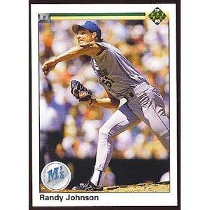 1990 Upper Deck 563 Randy Johnson