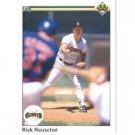 1990 Upper Deck 696 Rick Reuschel