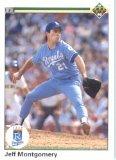 1990 Upper Deck 698 Jeff Montgomery