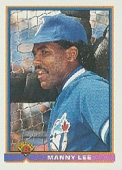 1991 Bowman 21 Manuel Lee