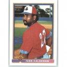 1991 Bowman 440 Ivan Calderon