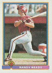 1991 Bowman 495 Randy Ready
